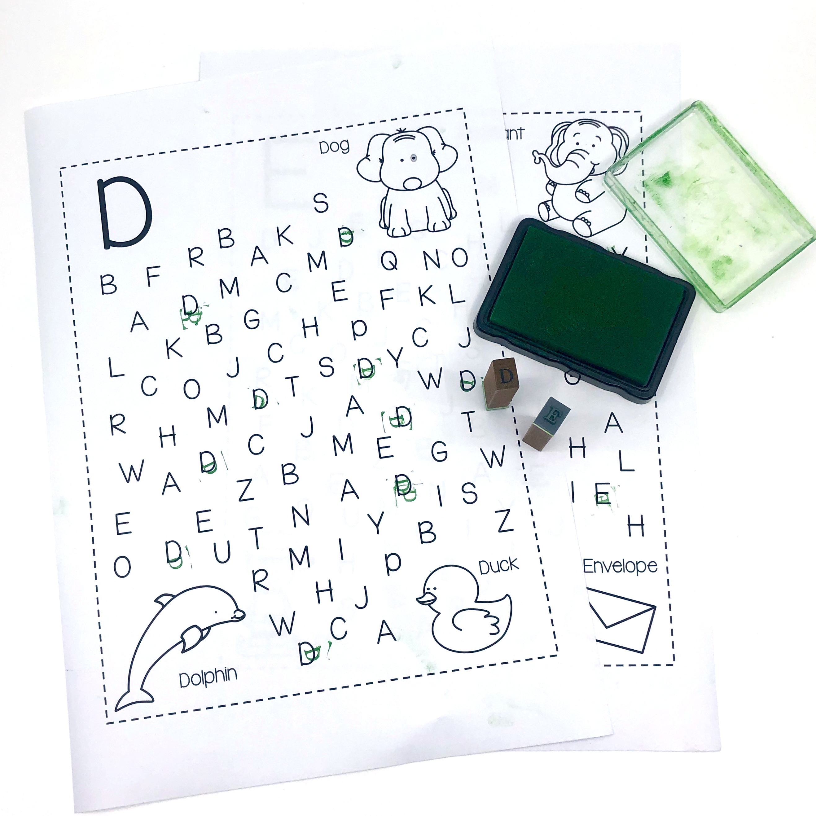 6 Fun Ways To Do Alphabet Hunt Worksheets Mrs Jigg