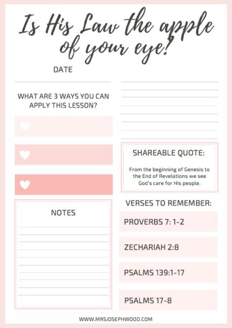bible study PDF