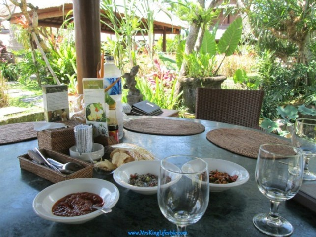 2 Bali Bebek Tepi Sawah pavillion