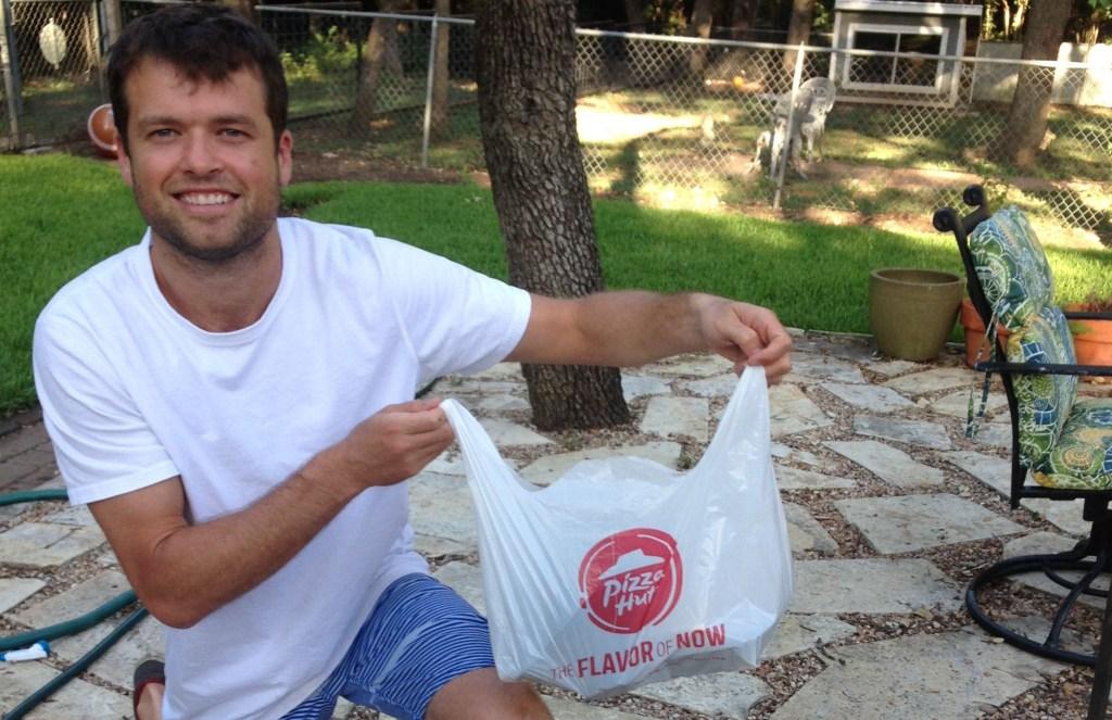 ryan-holding-pizza-hut-bag