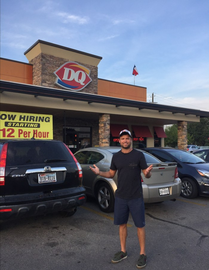 Learn how to order low carb / keto at Dairy Queen
