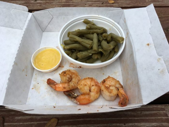 Low Carb Long John Silver's Baked Shrimp