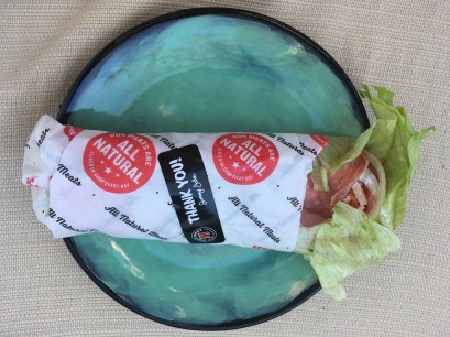 Low Carb Jimmy Johns Unwich - Italian Night Club Wrapped