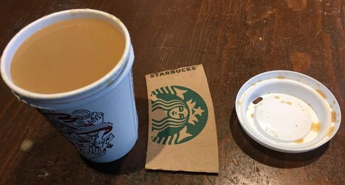 Low Carb Starbucks Caramel Macchiato