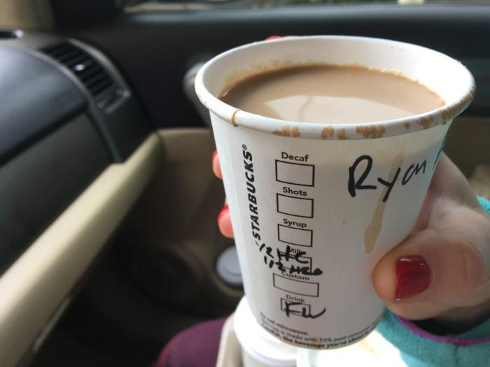 Low Carb Starbucks Drinks - Flat White