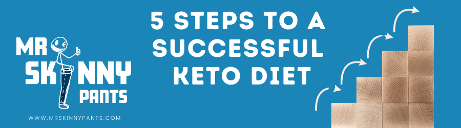 5 steps to a successful keto diet