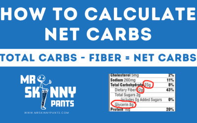 How to Calculate Net Carbs for Keto