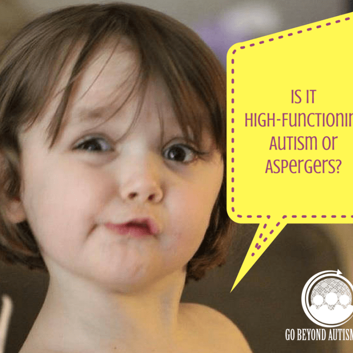 Is it Aspergers or High-Functioning Autism?