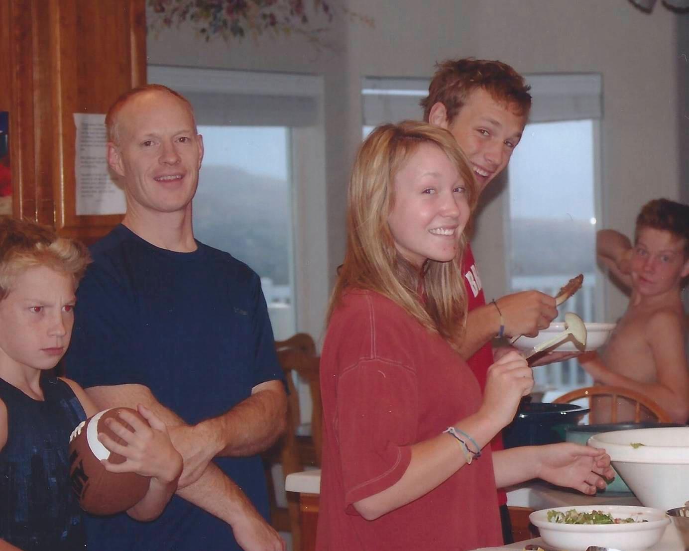 Jon Schmidt Piano Guys Family Photo