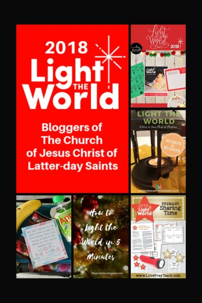 Light the World Roundup 2018