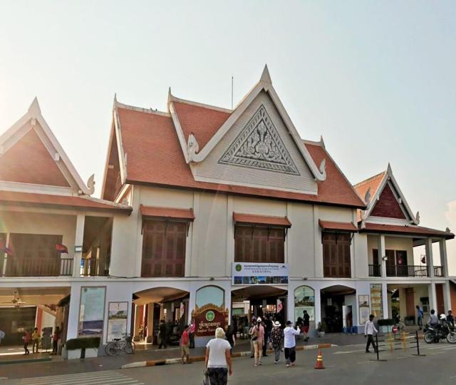 吳哥窟售票處Angkor Enterprise