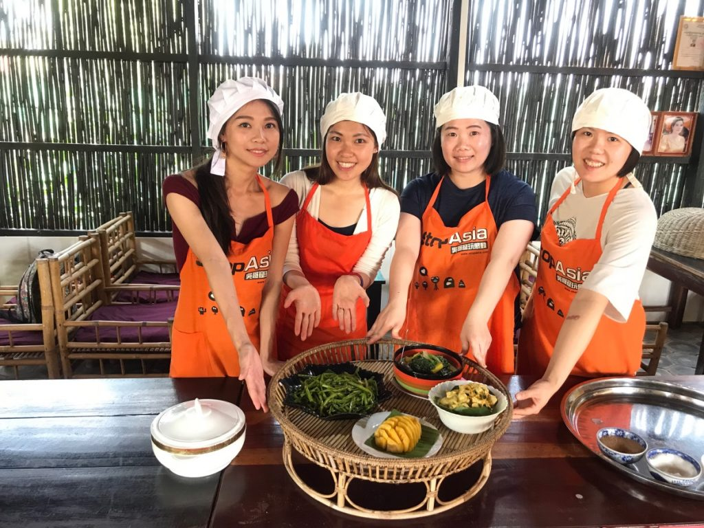 Cooking Class in Cambodia