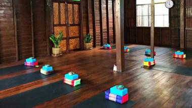 清邁瑜珈 Hidden House Yoga Chiang Mai