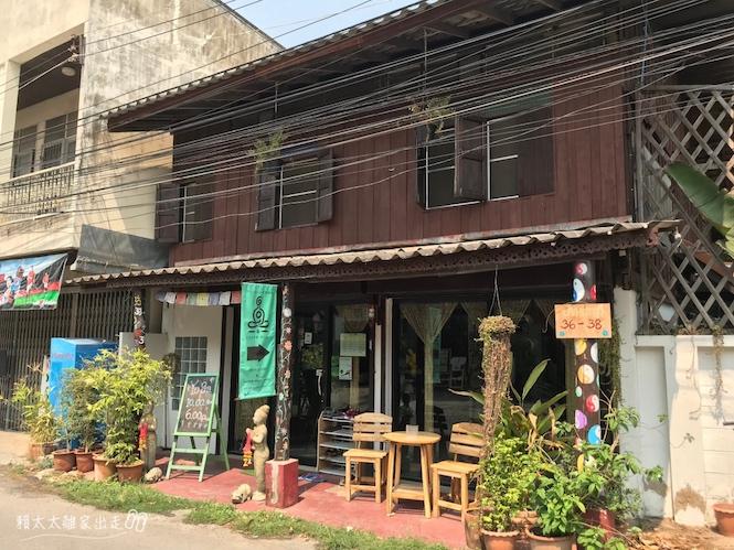 清邁瑜珈 Freedom Yoga Chiang Mai