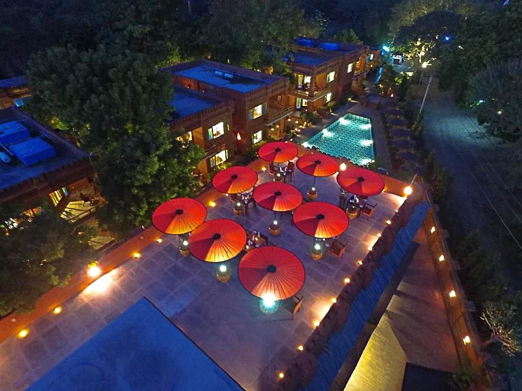 Ananta Bagan Hotel