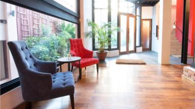仰光住宿推薦 The Loft Hotel Downtown Yangon