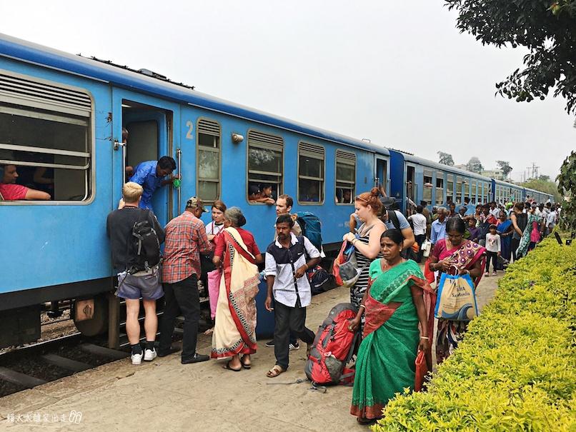 斯里蘭卡火車