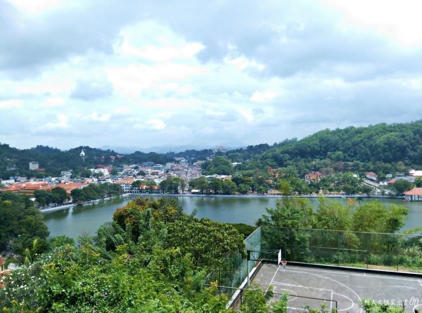 康提住宿推薦 Kandy View