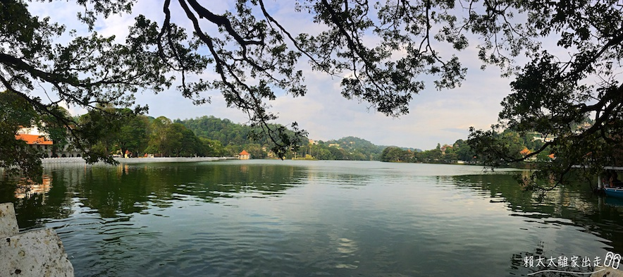 Kandy Lake 康提湖