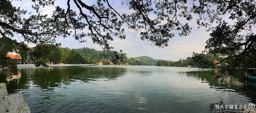 Kandy Lake 康提湖