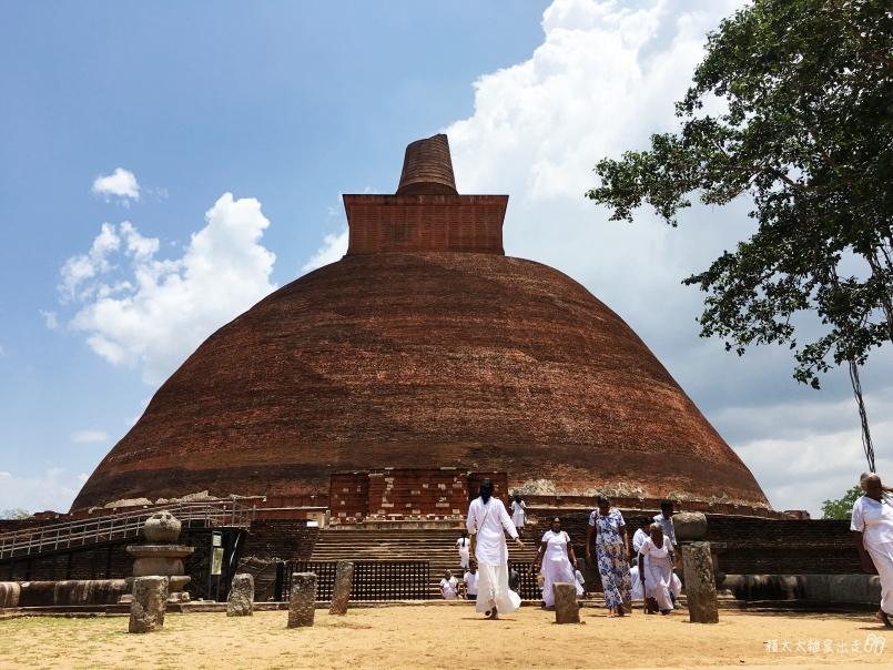 斯里蘭卡 Jetavanarama