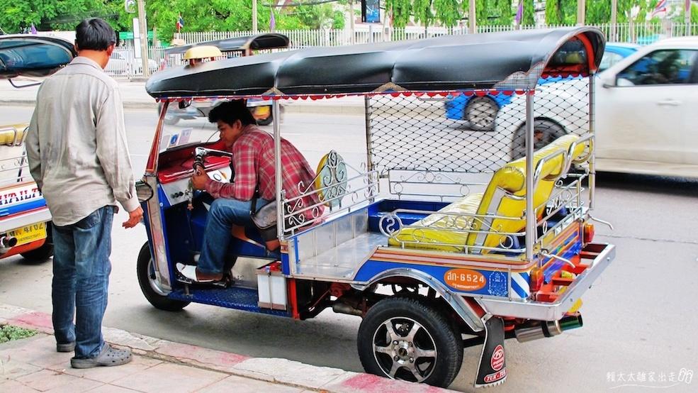 泰國嘟嘟車