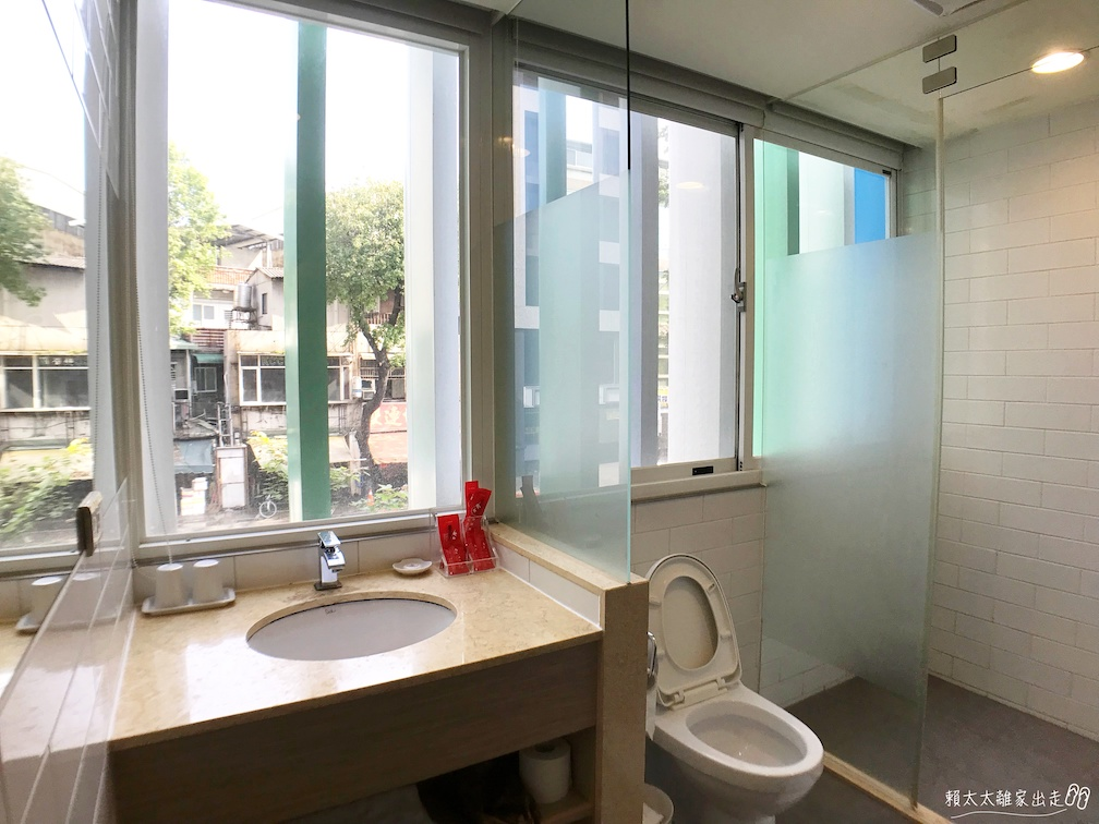西悠飯店-浴室