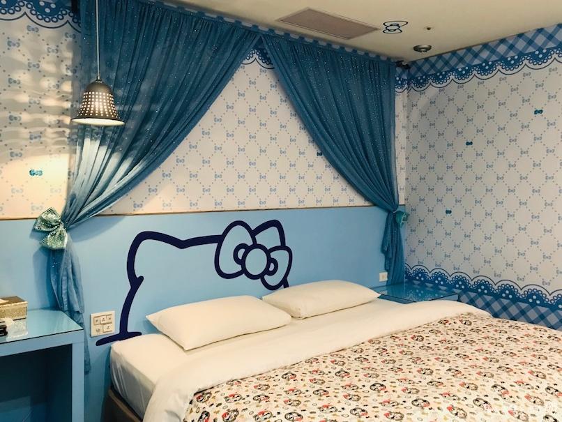 191旅店kitty房