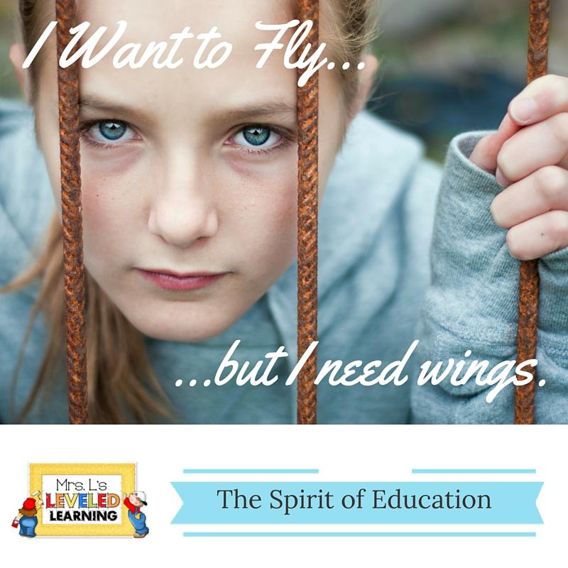 The Spirit of Education Poster:Blog Post