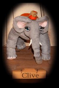 Elephant Bass Clive
