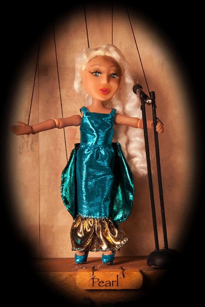 Singer Jazz Pearl