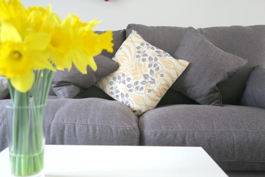 funky cushion
