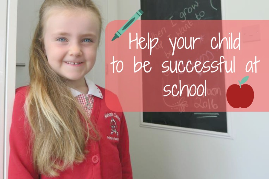 Help your child to be successful at school