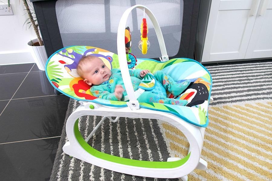 fisher price infant rocker