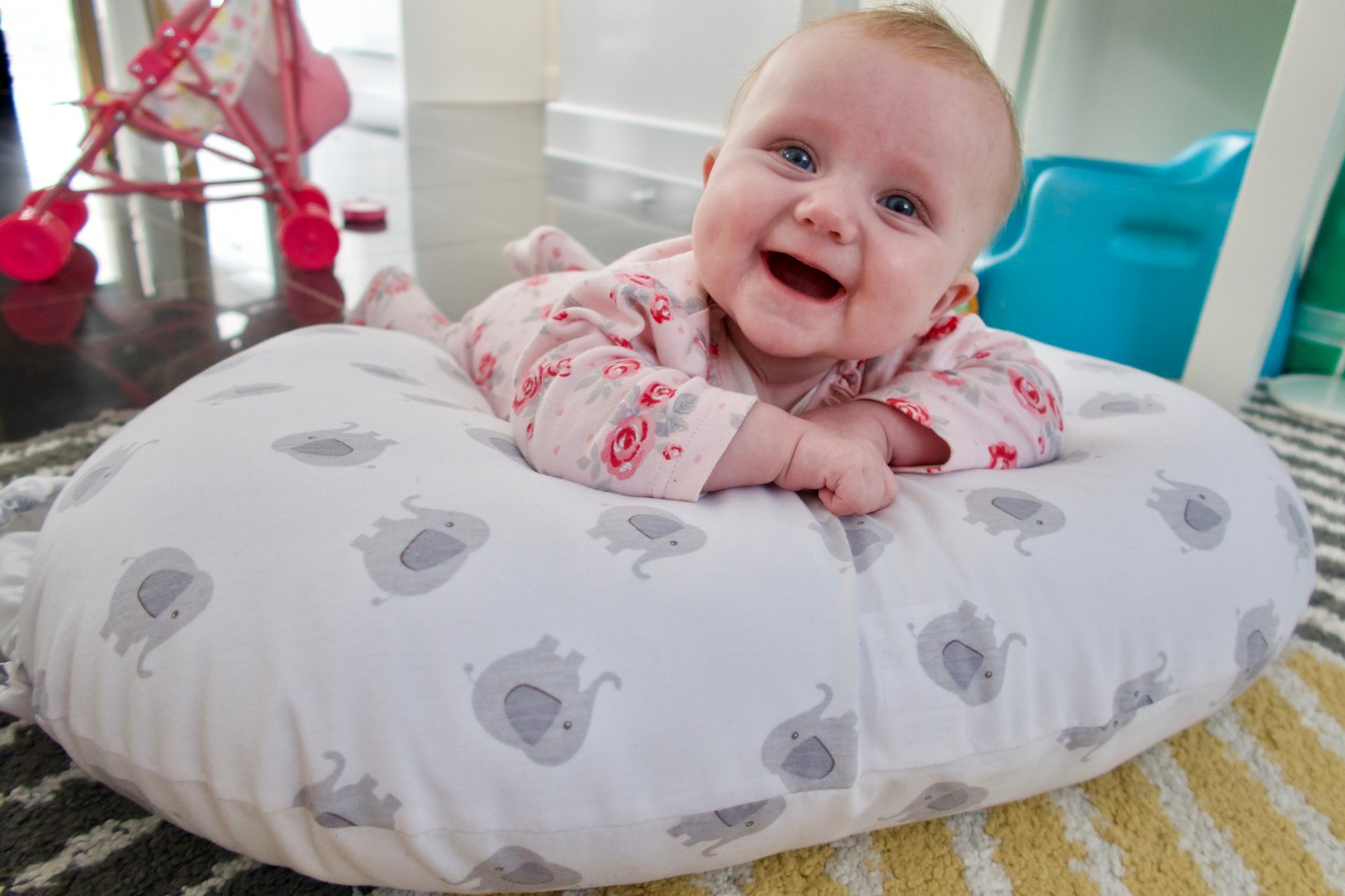 Purflo Curve Feeding Cushion ** Review**