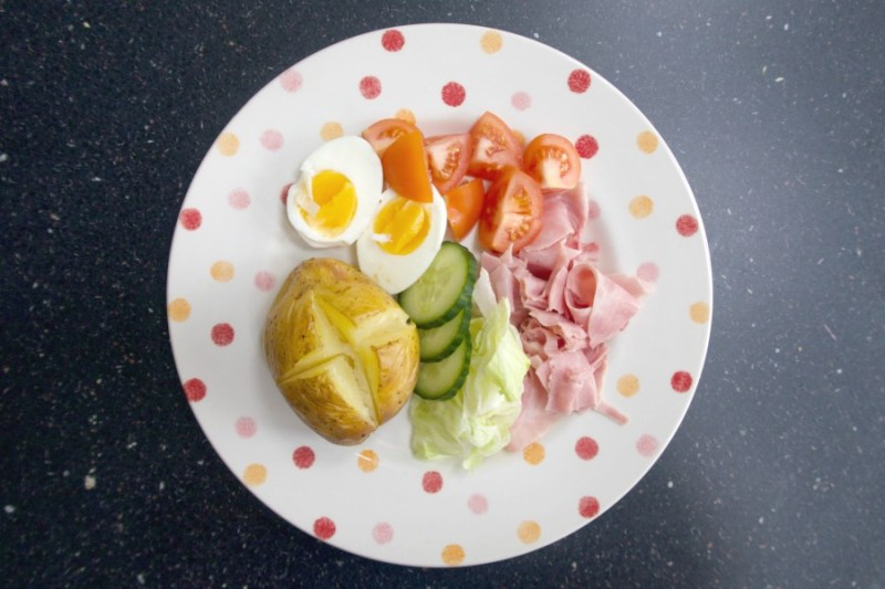 slimming world lunch