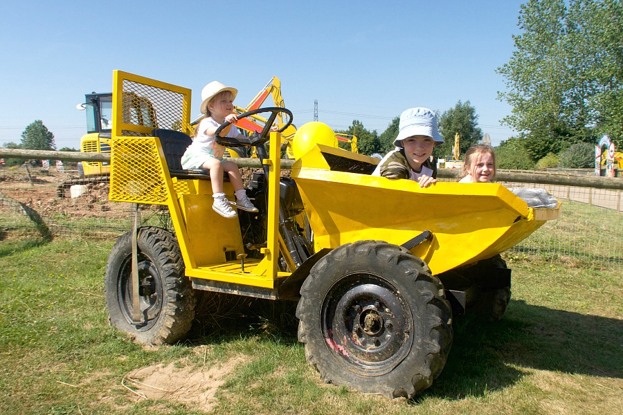 Diggerland, Devon **Review**