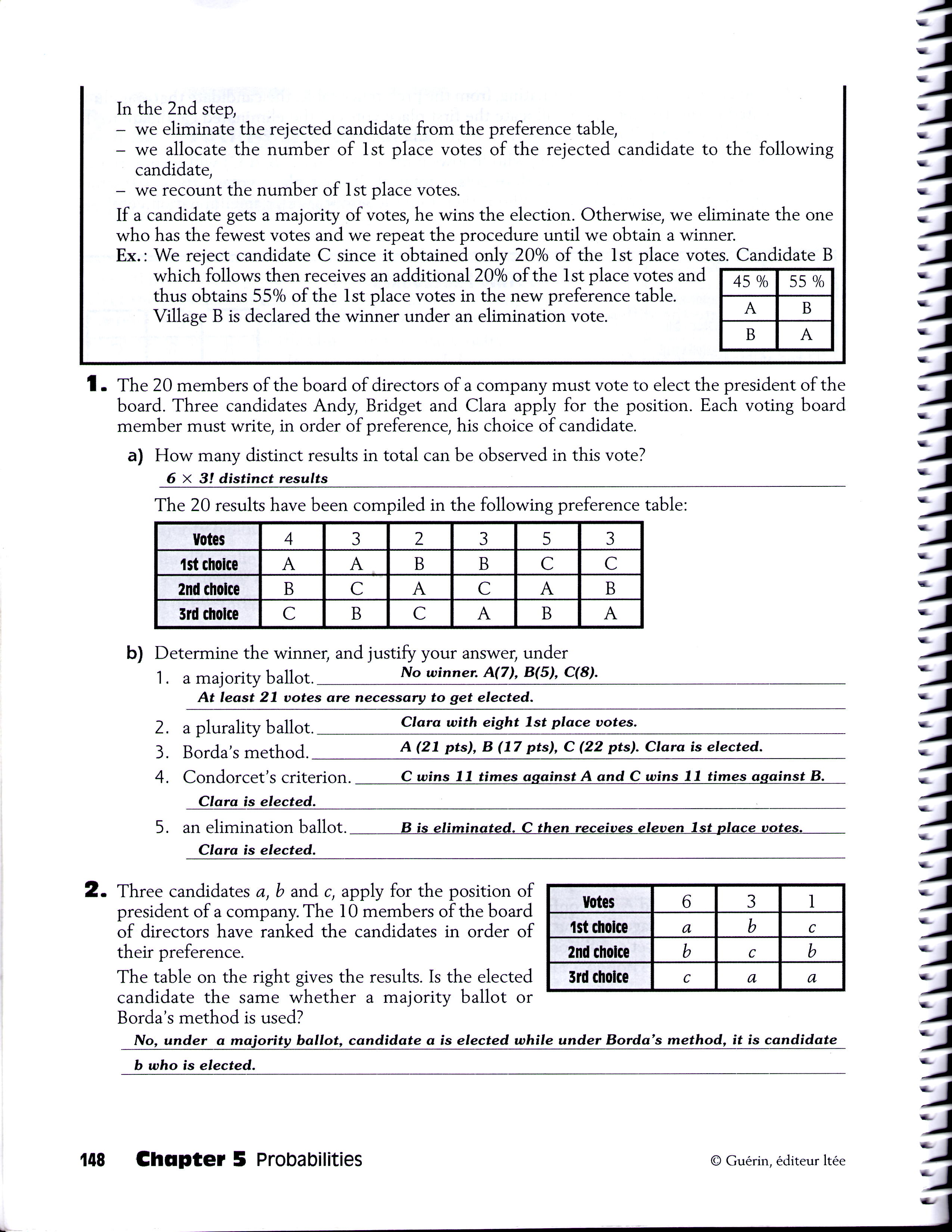 Mrsmartinmath Licensed For Non Commercial Use Only Math Secondary 5 Cst