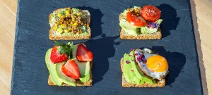 Ridiculous Avocado Toasts