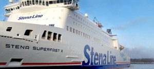 The Stena Superfast X Ferry was a fantastic way to get from the UK to Ireland