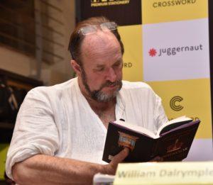 Historian William Dalrymple at Crossword Bookstore Mumbai - Copy