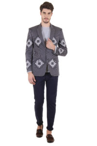 100% Cotton Designer Blazer for Men from SuitsByYou