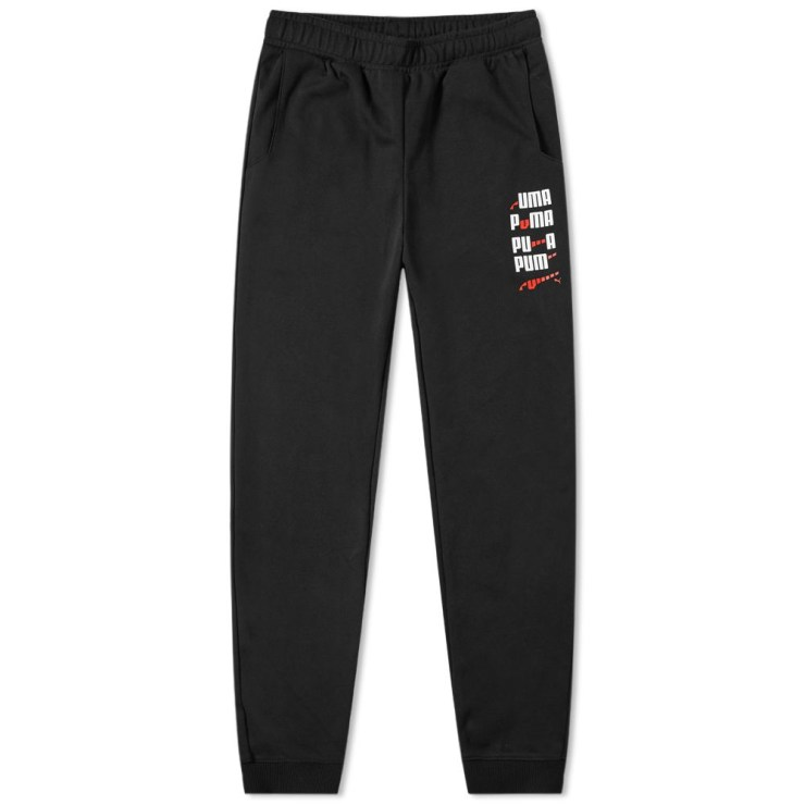 Puma x Ader Error Sweatpants in Black