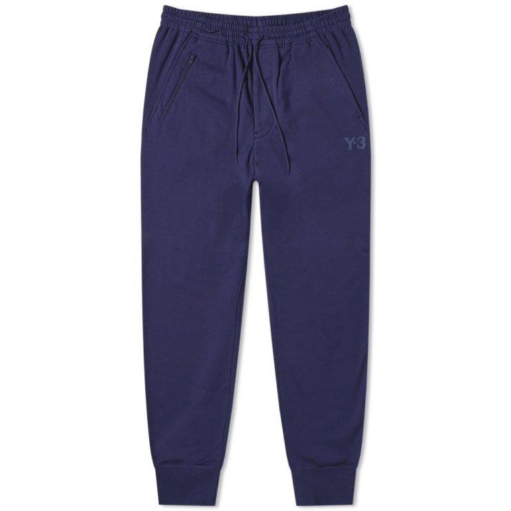 Y-3 Classic Sweatpants in Blue
