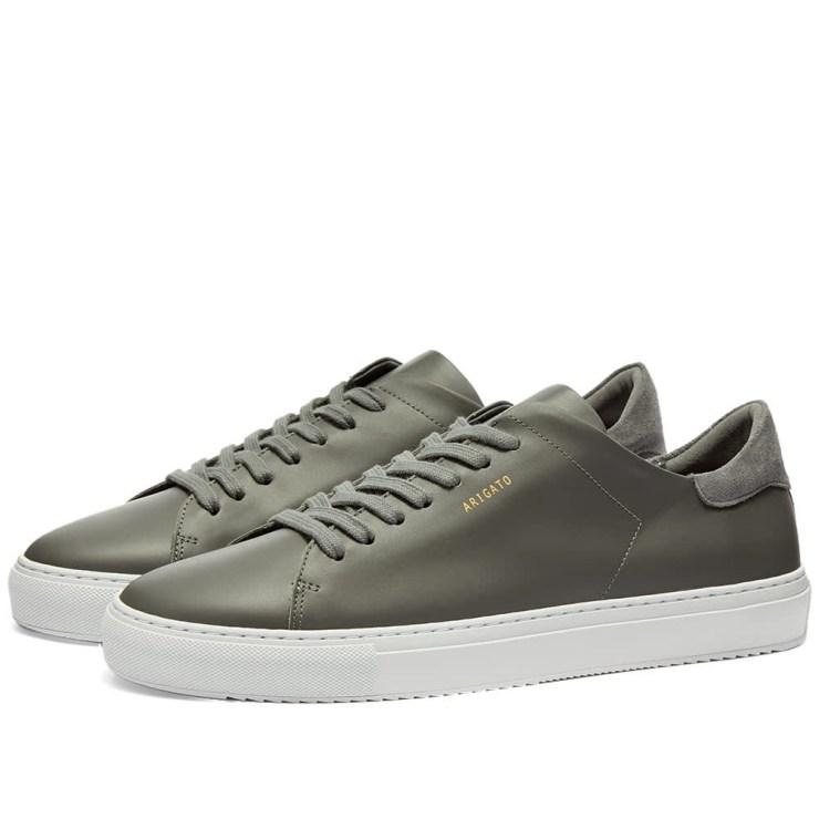 Axel Arigato Clean 90 Sneakers 'Dark Grey'