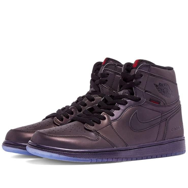 Air Jordan 1 High Zoom Fearless 'Multi & Varsity Red'