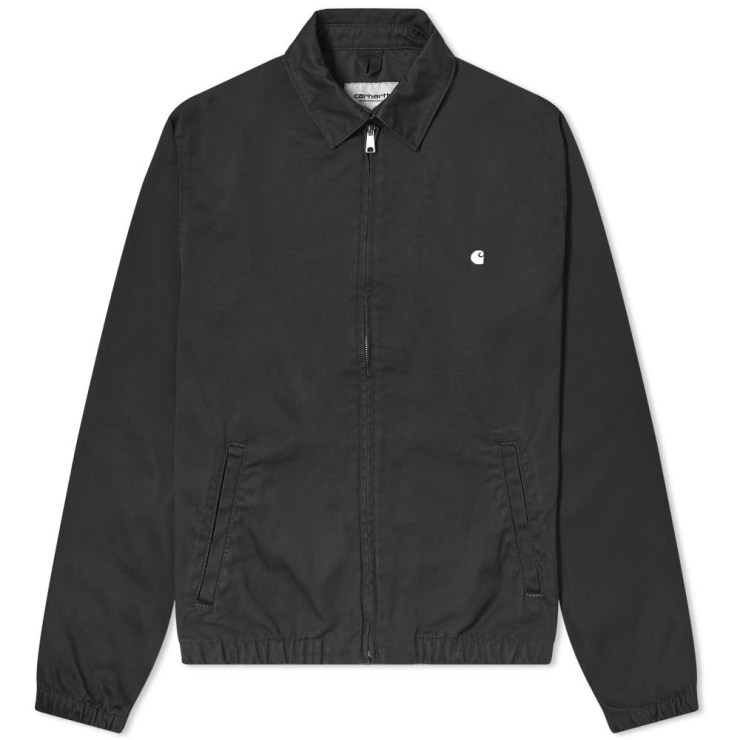 Carhartt Madison Jacket 'Black & White'