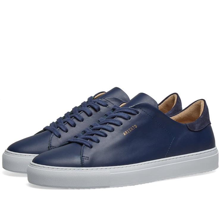 Axel Arigato Clean 90 Sneakers 'Navy & White'