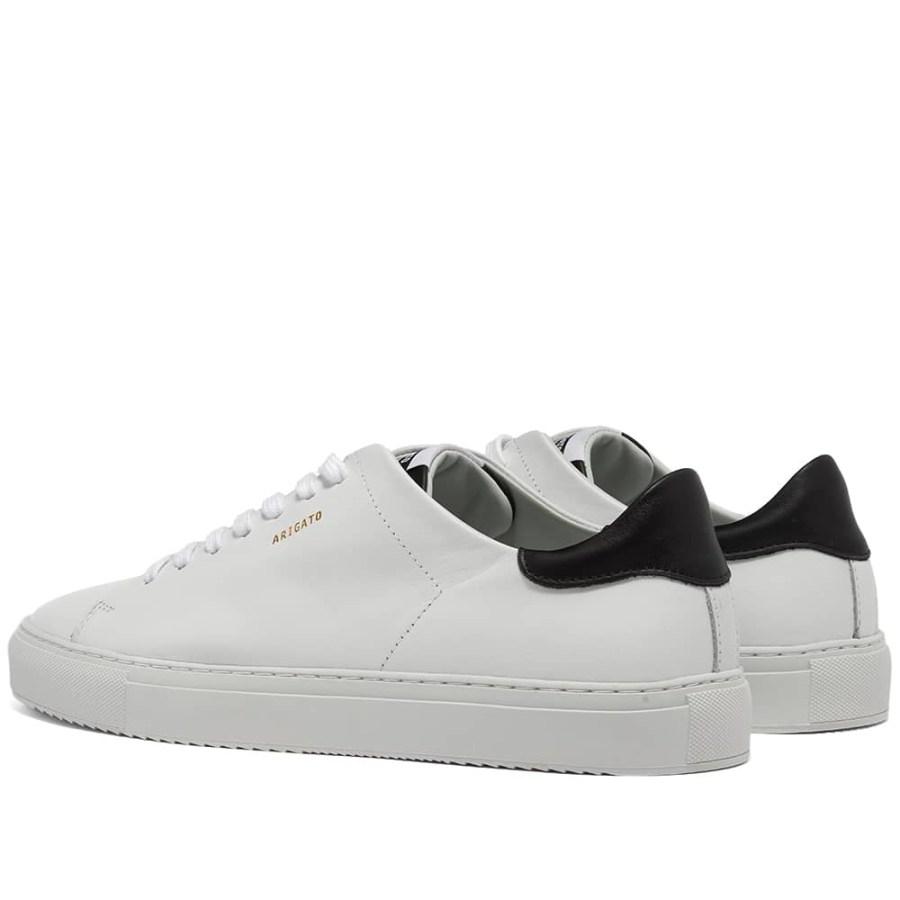 Axel Arigato Clean 90 Sneakers 'White & Black'