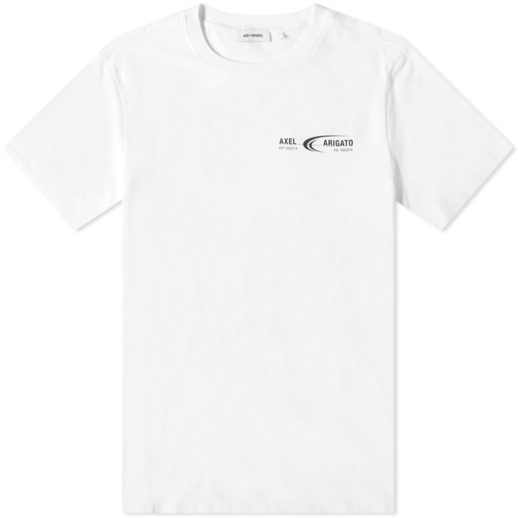 Axel Arigato Future T-Shirt 'White'